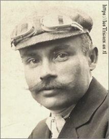 Auguste Pons, portrait