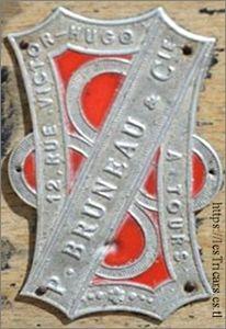 logo de la marque Bruneau / Tours