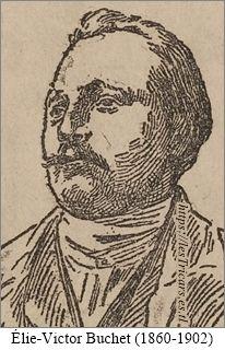 Élie Victor Buchet, portrait 1902