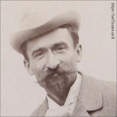 Portrait de Gaston Rivierre 1898