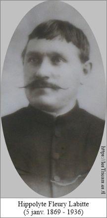 Portrait de Hippolyte-Fleury Labitte