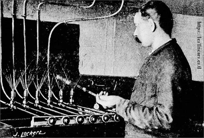 Ateliers Longuemare, essais des carburateurs