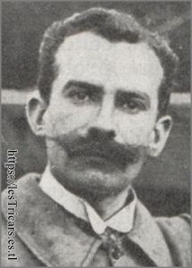 Portrait de Louis Emile Train