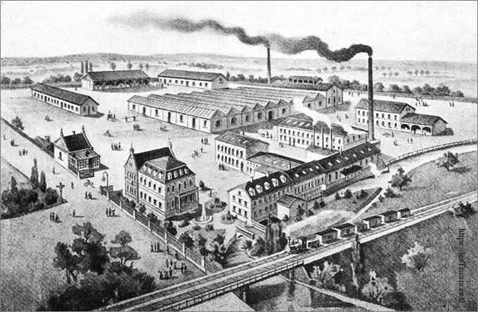 usines NSU, Neckarsulm