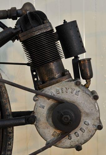 le moteur H. Labitte, photo moderne