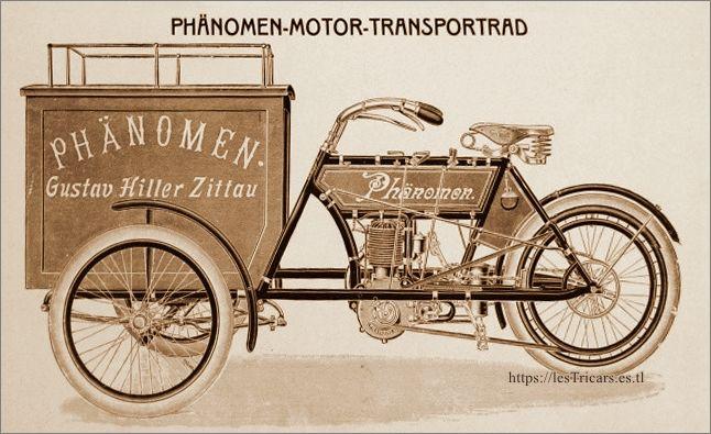 tricar Phänomen