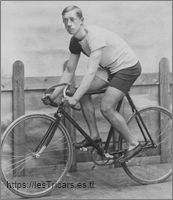 Rodolfo Muller, cycliste, Tour de France 1903