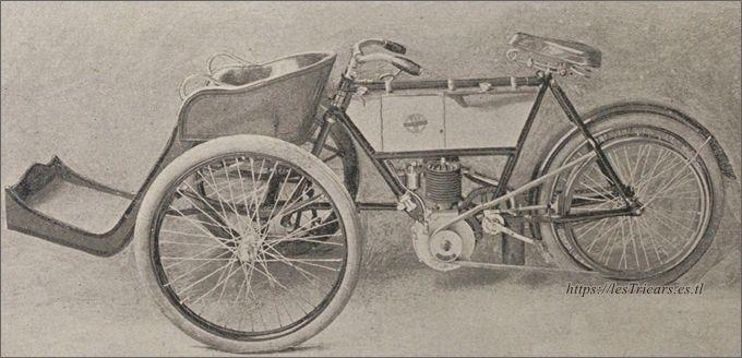 Stimula tricar 1904