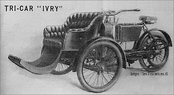 tricar Ivry, photo