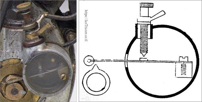 moteur Werner, allumage, 1903