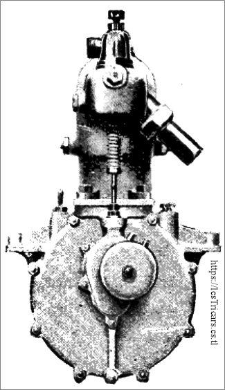 Ateliers d'Ivry, le moteur 5/6 HP