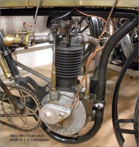 moteur Monarque