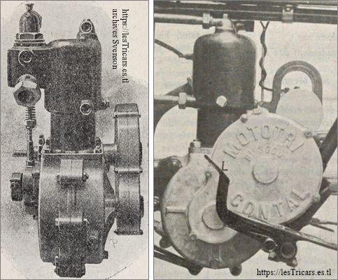 moteur Contal