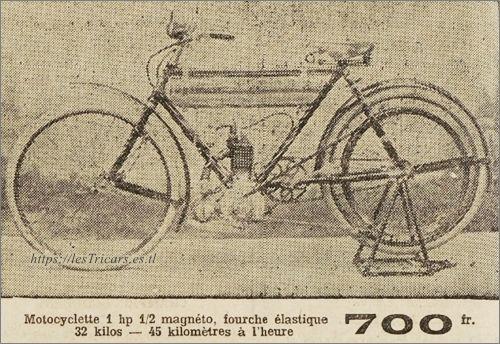 moto Werner 1911