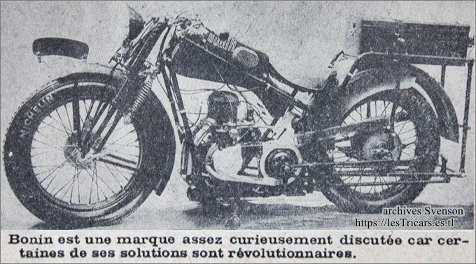 moto Bonin 1928