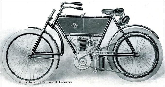 moto Stimula 1906