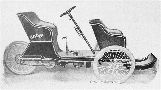 Werner trivoiturette 1906