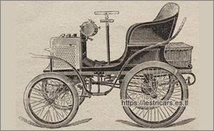 La voiturette Gaston Rivierre