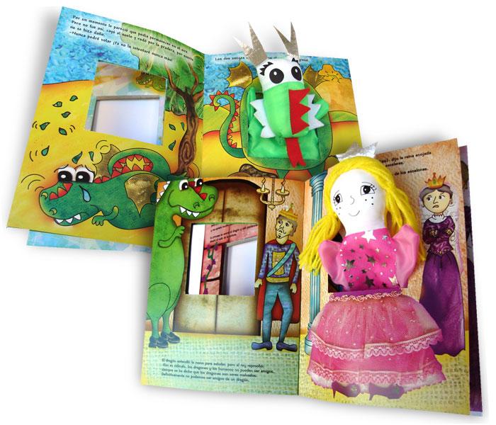 libros infantiles con titeres