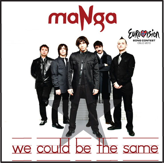 Manga - Eurovision 2010 ( Turkey )  We Could Be The Same Norveç / Oslo