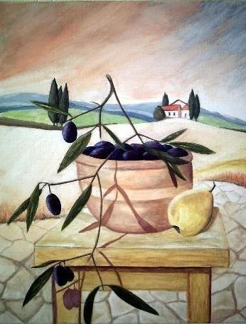 Realismus, gemalt von Elisabeth, Lissa Wenderoth ist der Künstlername.