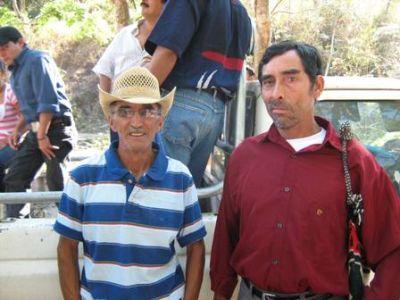 Alberto Orellana y Reyes Lutín