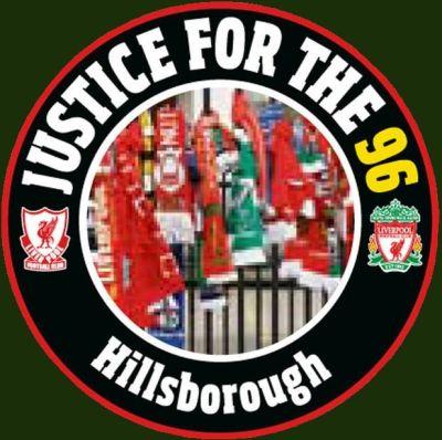 Liverpool Fc 96 Badge