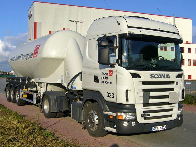 www.lkwsnrw.de - Sievert Handel Transporte