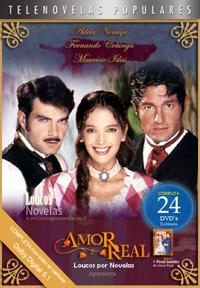 DVD Amor Real