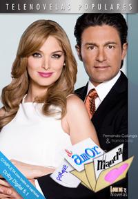 DVD Porque El Amor Manda
