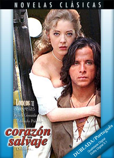 DVD Coração Selvagem