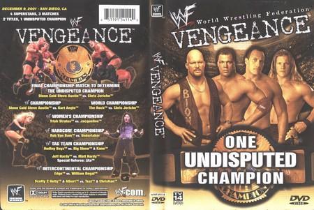 wwe eventos en bluray y dvd wwe 2001