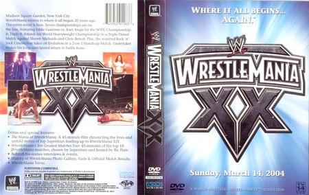 wwe eventos en bluray y dvd wwe 2004