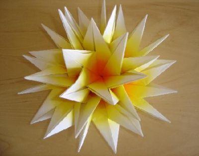 Hojas De Arte Origami