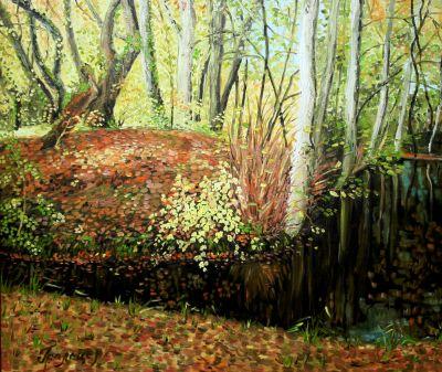 Ludmila balzer l malerei landschaften for Fenster 60x70