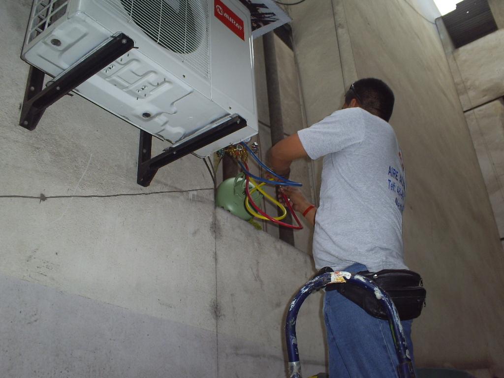 Aire acondicionado fotos for Instalacion aire acondicionado sevilla