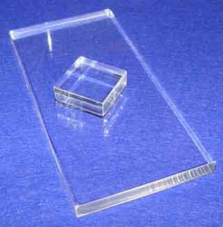 Lumimack venta de planchas y trozos - Vidrio plastico transparente precio ...
