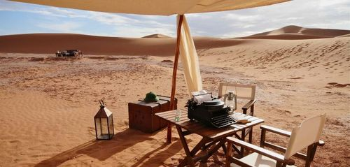 morocco luxury desert camp