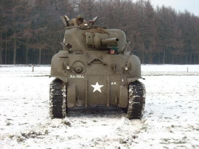 Sherman M4 ( Royal Autoclub Mons)