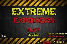 exteme explosions