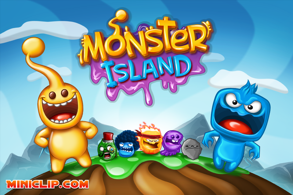 monsters island