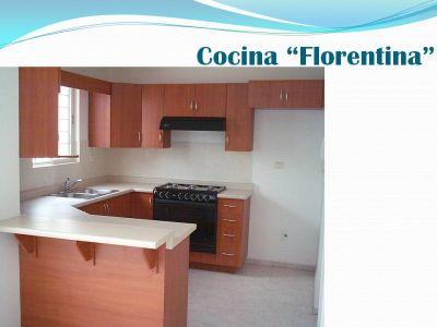 Madera espacios cocinas for Cocinas para apartamentos pequenos