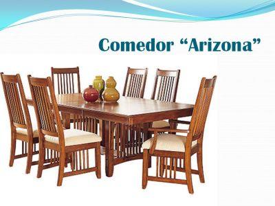 Madera espacios comedores for Comedor 2 personas
