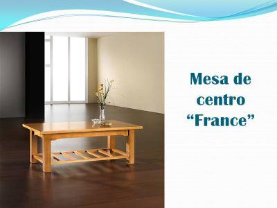 Madera espacios mesas de centro for Mesas de madera para sala