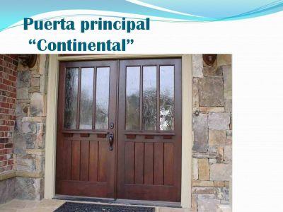 Madera espacios puertas for Cambiar de color puertas interiores