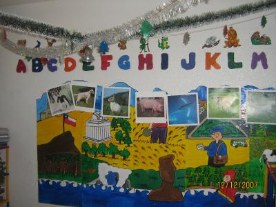 Jardin infantil infraestructura for Jardin infantil