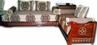 ameublement marocain salon marocain. Black Bedroom Furniture Sets. Home Design Ideas