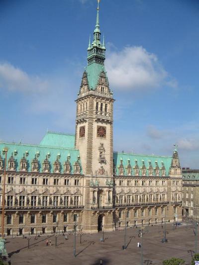 Baustil Hamburger Rathaus