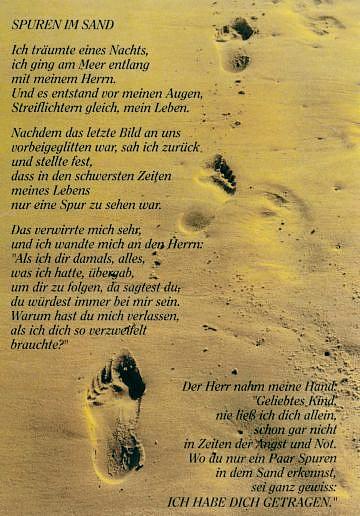 mein sohn gedicht