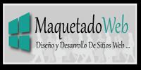 Banner de Maquetadoweb.es.tl - 200 x 100